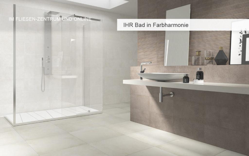 Bodenfliesen fürs Bad | Ideen für Ihre Wohnung