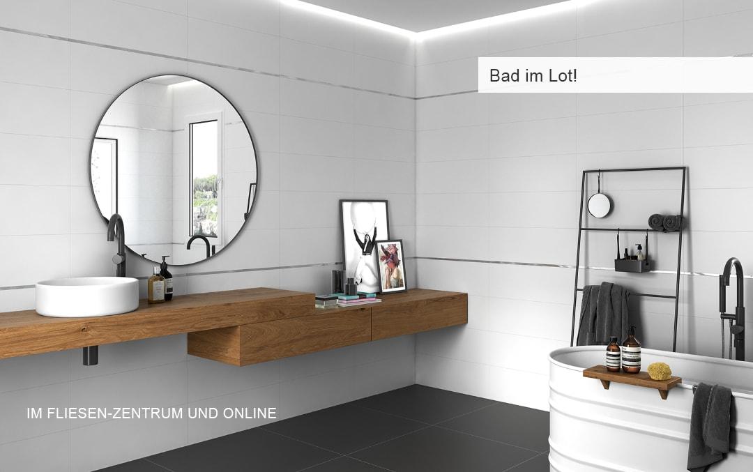 Wandfliesen kaufen   Ideen fürs Bad