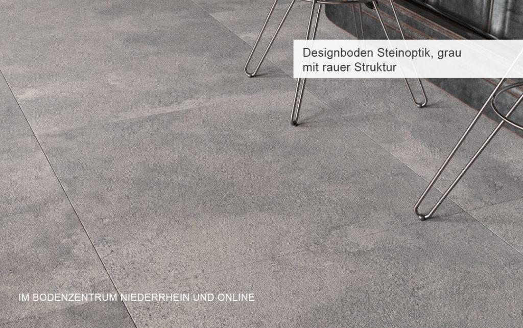 Designböden Betonoptik grau | Bodenzentrum Niederrhein
